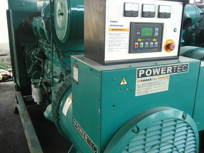九江二手发电机回收服务